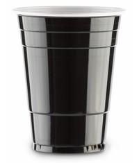 Черные стаканы Black Cups американская вечеринка