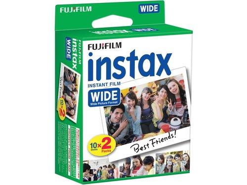 Картридж Fuji Instax Wide Double Pack 10/2