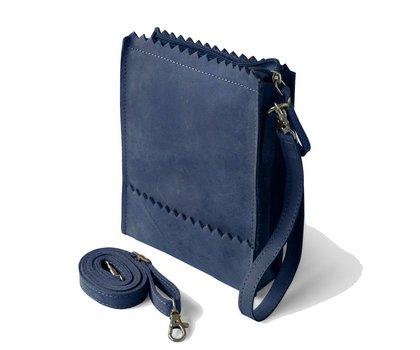 My Paper Bag Baggy blauw