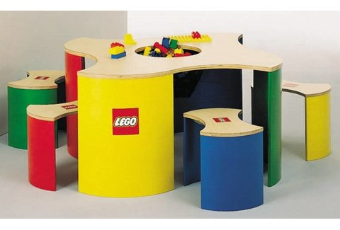 Table LEGO DUPLO