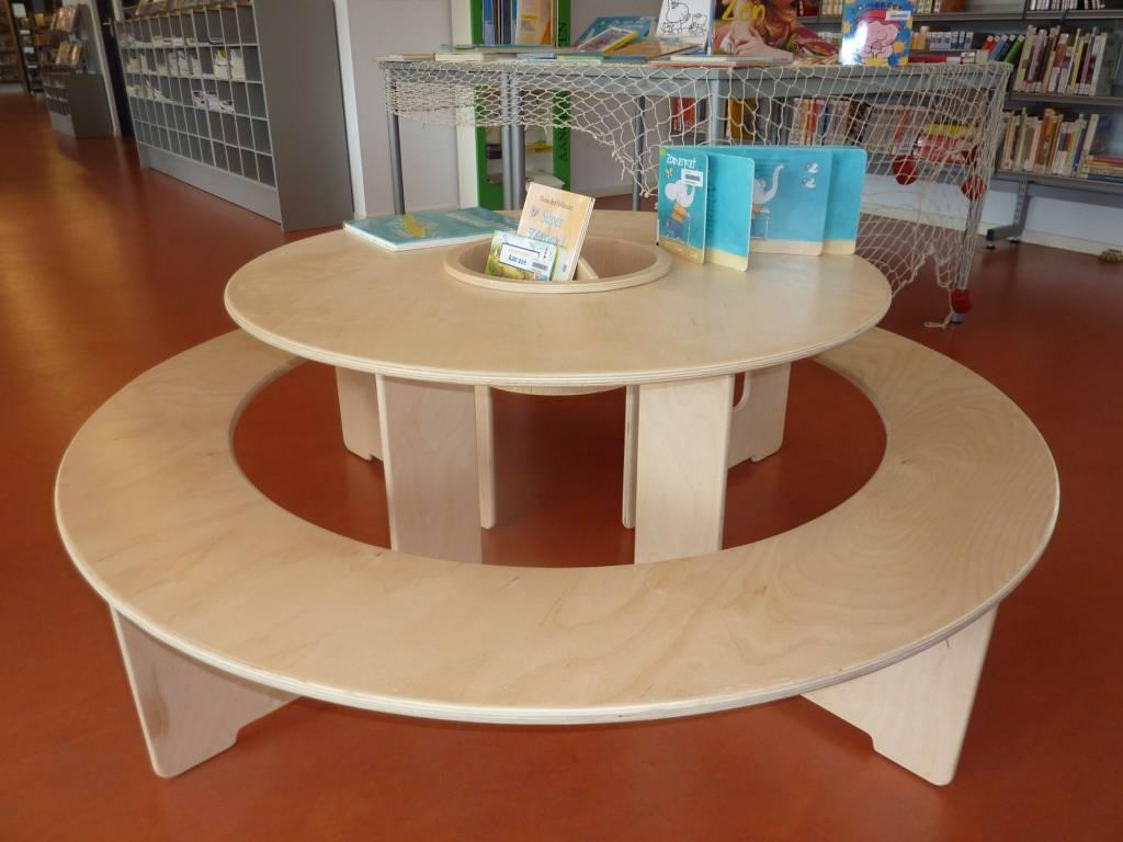 Table ronde pour enfant for Table ronde pour petit espace