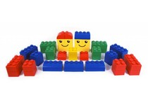 Grandes briques de LEGO