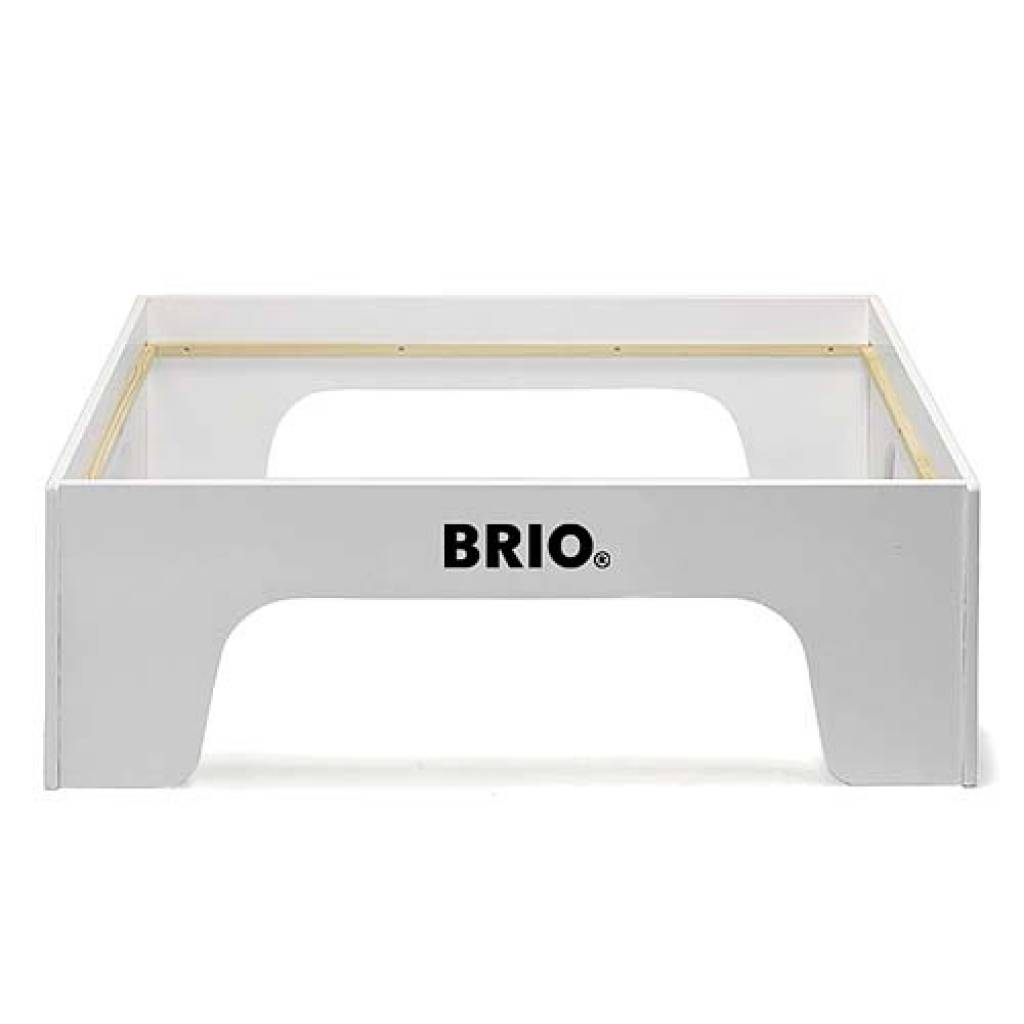 table brio table d 39 activit brio en bois avec circuit. Black Bedroom Furniture Sets. Home Design Ideas