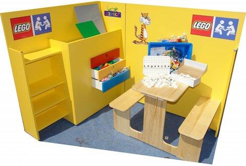 Coin de jeu enfant LEGO