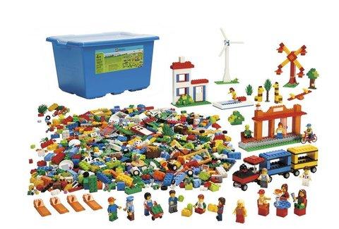 Boite de LEGO en vrac