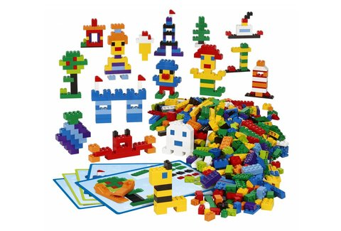 LEGO briques de base
