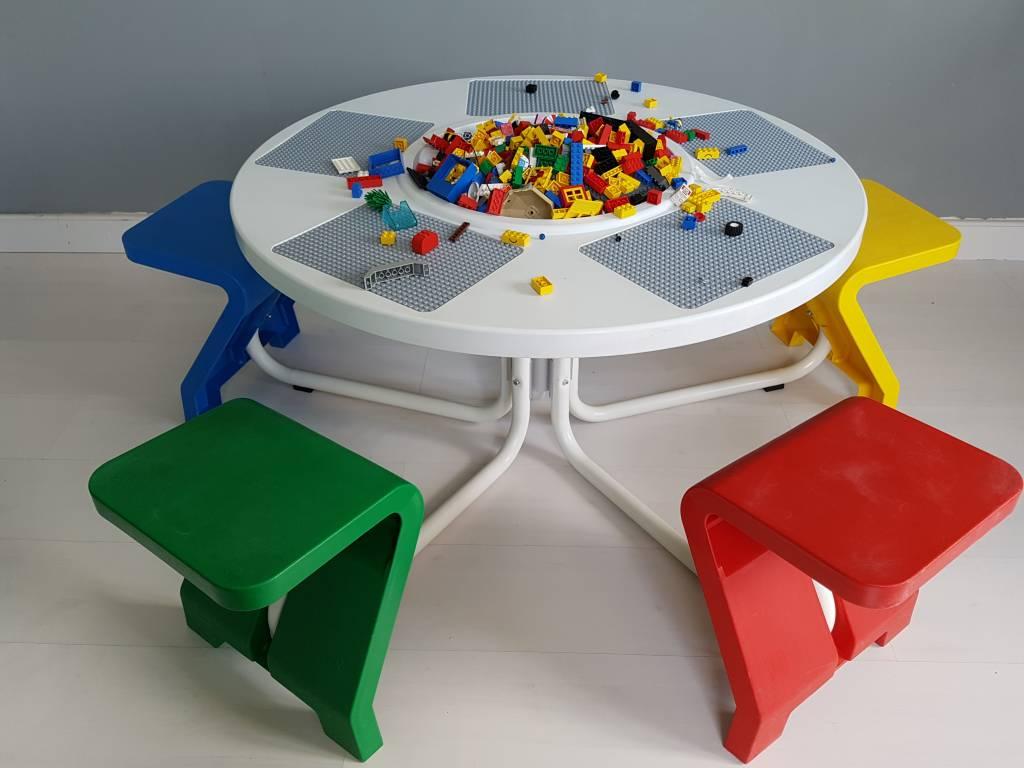 Lego Duplo Play Table Lap Desk - Table Designs
