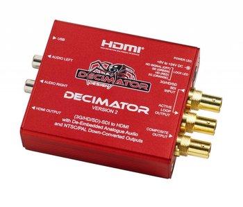 Decimator Design Mini Converter Decimator 2