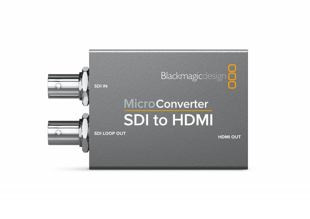 Blackmagic design micro converter sdi to hdmi for Convert image to blueprint online