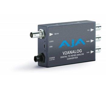 Aja Mini Converter V2Analog™