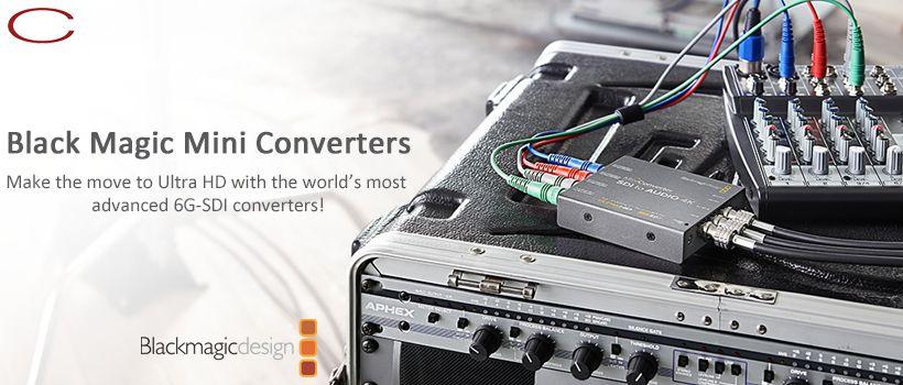 4K Mini Converters