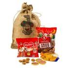 """Leuke Sinterklaas geschenken """"Zak met Lekkers"""""""