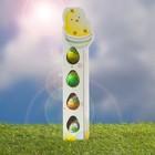 "Collectie goedkope Paas attenties 2017 │ Paas attenties ""Paaskoker"", een koker met Paasprint gevuld met 50 gram chocolade eieren"