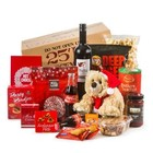 """* Top 10 Kerstpakketten 2016 * Kerstpakketten met thema """"KiKa beer"""" verpakt in een """"Special Delivery"""" kerstgeschenkdoos"""