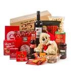 """* Top 10 Kerstpakketten 2017 * Kerstpakketten met thema """"KiKa beer"""" verpakt in een """"Special Delivery"""" kerstgeschenkdoos"""