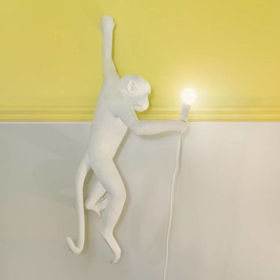 Hangende monkey lamp