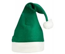 Купи Евтини зелени и бели коледни шапки?