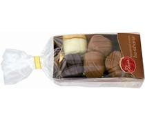 Heerlijke karamel roombonbons, echte Belgische chocolade kopen?