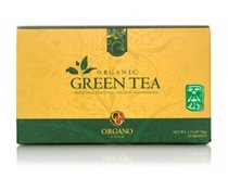 Органични Gold Organic Green Tea (25 пакетчета)