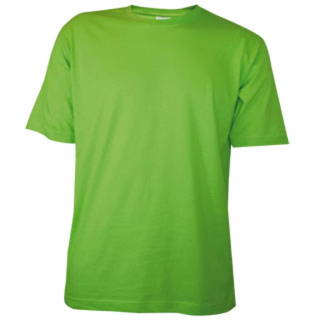 With Us You Can Cheap T Shirts In Lime Color In Unisex