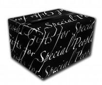 Tip! Kado Idee? High Tea Theme Paket Cosy (Bruch auftreten mit papierwol in einer passenden Geschenkbox verpackt)