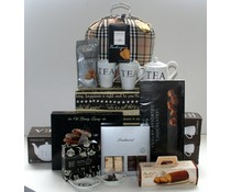 "Tip! Kado Idee? High Tea Themapakket ""Theebeurs Burberry"""