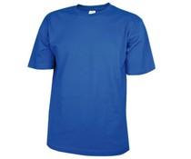 Goedkope mooie blauwe T-shirts (kobalt) bestellen?