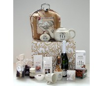 Tip! Kado Idee? High Tea Theme Paket Tea Fair Englisch Huhn