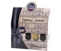 """Chocoladegeschenk """"Typical Dutch Delftsblauw"""""""