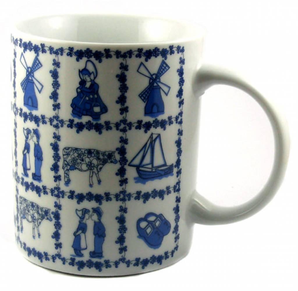 Oud Hollandse Keuken Tegels : Delft Blue Tiles