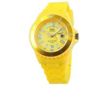 Goedkope horloges kopen? Goedkope trendy horloges in de kleur geel kopen?