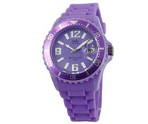 Goedkope horloges kopen? Goedkope trendy horloges in de kleur paars kopen?