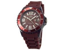 Goedkope horloges kopen? Günstige trendige Uhren in der Farbe bordeaux kaufen?