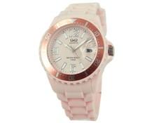 Goedkope horloges kopen? Евтини модни часовници в цвета на светлината покупка розово?