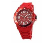 Goedkope horloges kopen? Goedkope trendy horloges in de kleur rood kopen?