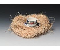 Houtwol (opvulmateriaal voor een Wijnpakket, Themapakket of Kerstpakket)
