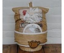 Design Teewärmer mit Thema Hühner