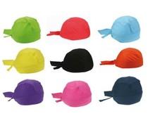 Bandanas! Cotton Забрадка капачки (подходящ за деца и възрастни)