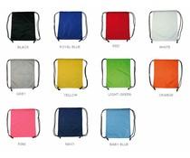 Nylon-Taschen promo (rugtasjes, Größe 34 x 42 cm)
