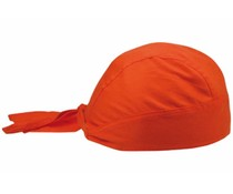 Bandana Caps (Bandanas) in orange (one size)