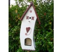 Design Vogelhuizen Kado Idee Nederland collectie 2017 │ Bird Feeder с ръчно рисувани и ръчно изработени!