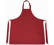 Професионални кухненски престилки в цвета бордо