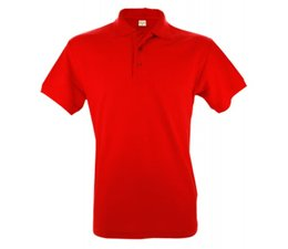 100% Baumwolle rot Männer kaufen Poloshirts (Größen S / m 4XL)?