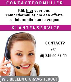 Contact - Klik hier voor Contactformulier!