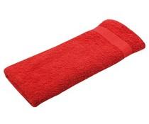 Nizza Qualität rot Gästetücher (Größe 30 x 50 cm)