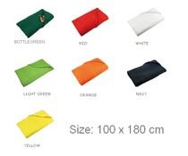 Голям хавлиени плажни кърпи (размер 80 х 180 cm, тегло 550 гр / м2)