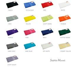 Луксозни хавлиени кърпи от марката Sophie Muval (450 g/m2, размер 50 х 100 см)