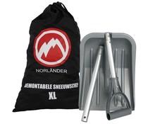 Norlander abnehmbaren Schneeschaufel XL