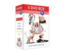 Bewust Vitaal Box (Een totale workout voor het hele lichaam op 5 DVD's)