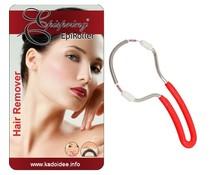 Epispring® Epiroller (verwijdert snel alle haartjes op uw gezicht)